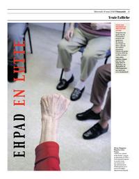 Qu'on donne aux Ehpad les moyens de fonctionner ! <br> <h2>Pour la dignité et le respect des personnes âgées... Soutien aux personnels soignants !</h2>