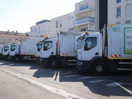 TEOM : la CANOL contre le service public ! … <br> <h2>Pour défendre le service public des déchets !</h2>
